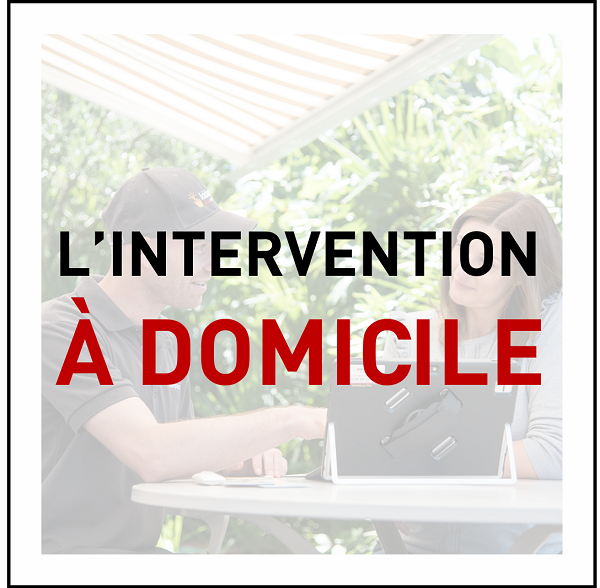 Une intervention kidepann